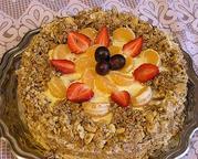 Домашние торты и выпечка на заказ в Николаеве.