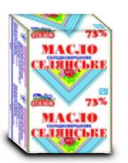 Сырный продукт, масло, сметана тм АНЮТА