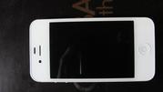 iPhone 4 16 гб оригинал новый  прислан из Америки (братом)