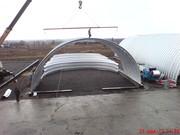 Строим склады бескаркасные от 500грн.м2