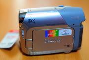 Продается новая в упаковке видеокамера Canon MD-120