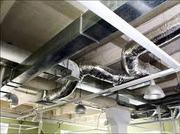 Произвожу монтаж систем вентиляции и кондиционирования в Николаеве и области