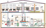 Произвожу монтаж и обслуживание систем автономного отопления в Николаеве