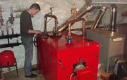Производим обслуживание газовых котлов и колонок с НДС