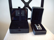 Vertu Constellation Ayxta Black Skin в фирменной коробке.