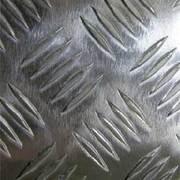 Алюминий рифленый - квинтет.