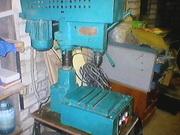 станок сверлильный 2М112, фрезерный станок НГФ-110Ш3