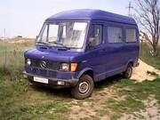 Микроавтобус - пассажир  Мерседес - ВЕNZ - 210