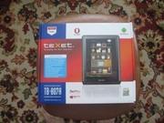Продам электронную книгу - планшет Texet 807A grafite