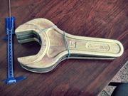 ключи рожковые ( ассортимент )