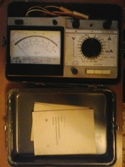 прибор комбинированный электроизмерительный Ц 4352, Ц4312, 43102-м1