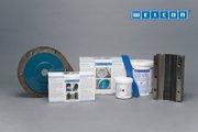 Weicon A  полимер с сталью