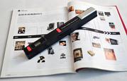 Мини-сканер с цветным дисплеем