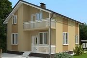 Каркасно-панельное домостроение,  строительство из СИП панелей