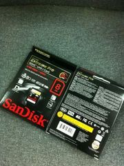 Продается карта памяти Sandisk Extreme Pro 8GB 95MB/s SDHC