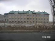 Здание гостиничного комплекса
