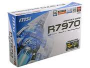 Продается видеокарта msi 7970