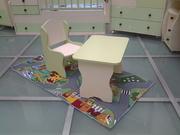 стол и стульчик под заказ