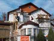 Выполняем Утепление фасадов
