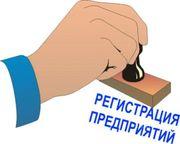 Регистрация ООО (ТОВ),  СПД (ФОП),  ЧП(ПП). Перерегистрация,  ликвидация.
