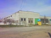 Производственная территория 4000м2 в Гороховке