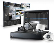 Системы видеонаблюдения,  видеодомофоны,  сигнализации