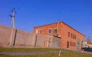 Промышленная территория в пригороде