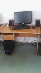 Продам 2-х ядерный компьютер с монитором для дома и офиса б/у Николаев