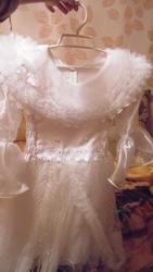 Очень красивое платье на Новый год.