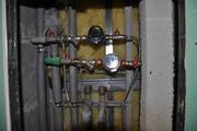 Системы отопления и водоснабжения