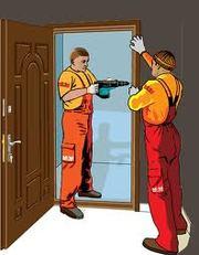 Збирання та встановлення дверей.Миколаїв 0665884233