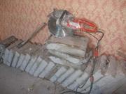 Демонтажные работы.Алмазная резка бетона, проёмов, стен, арок, штроб.