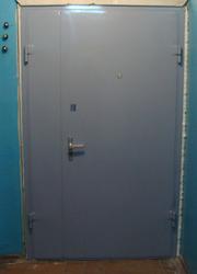 Изготовляем и устанавливаем металлические двери