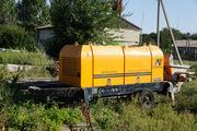 Продаю бетононасос HBTS60-13-90E в отличном состоянии.