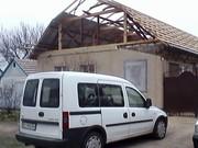 Кровельные работы,  ремонт крыш
