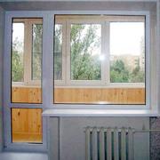 Металопластиковые балконные блоки