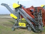 ЗМ-60У (ЗМ-60) зернометатель самопередвижной.
