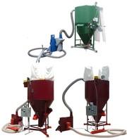 Комбикормовая установка вертикальная КУВ-0, 5; КУВ-1; КУВ-1, 5; КУВ-2