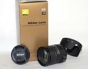 Объектив Nikon AF-S DX Nikkor 18-200mm f/3.5-5.6G ED VR