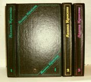 Агата Кристи. Сочинения в 3-х томах (комплект)