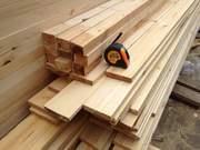 Со склада в Николаеве реализуем пиломатериалы: стропила,  балка,  рейка