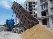 Песок вознесенский от 35 тонн с НДС