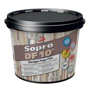 Декоративная эластичная затирка 1-10 мм Sopro DF 10