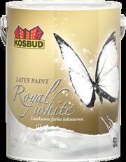 Латексная краска Люкс Royal White