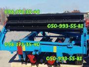 Режущий (рубящий) каток КЗК-4-06 прицепной,  гидрофицированный