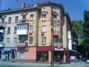 Квартира на Московской,  сталинка