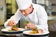 Повар в рестораны европейской,  итальянской,  азиатской,  литовской кухни