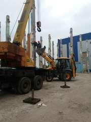 Демонтаж, снос промышленных зданий и сооружений.Земляные работы