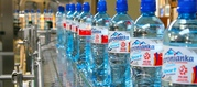 Фабрика по розливу води по пляшкам та упаковка