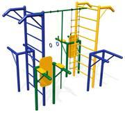 Детские спортивные комплексы.